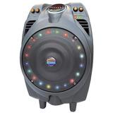 Amplificador Portatil Kioto H8bl Control Y Micrófono #6