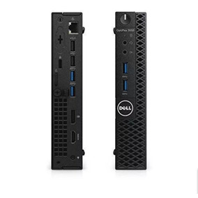 Mini Pc Dell 3050m Celeron G3930, Hd 500 Gb, Ram 4 Gb