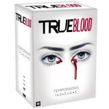 True Blood Box 1ª A 5ª Temporadas 25 Dvds Novo Frete Grátis