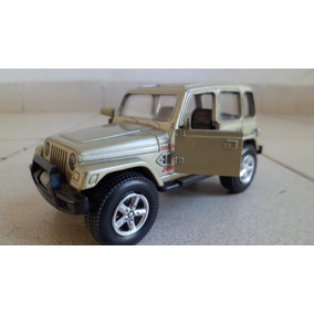 Carrito Jeep Dakar Colección 3