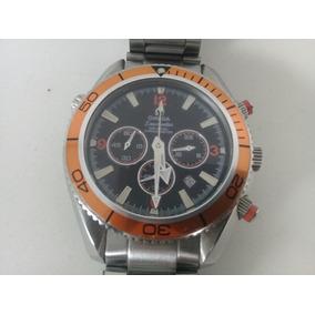 be0b73b4e4b Relógio Omega Cronografo Antigo Para - Relógios no Mercado Livre Brasil