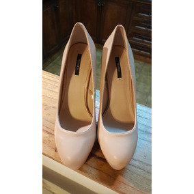 84915222 Zapatos Stiletto Taco Aguja Plataforma - Stilletos de Mujer Rosa ...