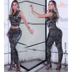 Calça Online Rhero Est. Pit Bull C/bojo Tam.46 S/elastano