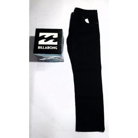 Calça Jeans Tamanho Extra Grande Billabong Original Slicer cc353987a57