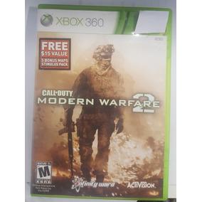 Jogo Xbox 360 Call Of Duty Modern Warfare 2 Original