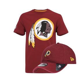 Am Bone New Era Draft Washington Redskins Nfv14bon186 Bd - Calçados ... fff46bd62a2c9
