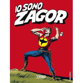 Libro Io Sono Zagor - Sbe - Bonellihq Cx467 B19