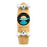 Monopatín Goldcoast - Longboard Completo - Beacon Cruiser