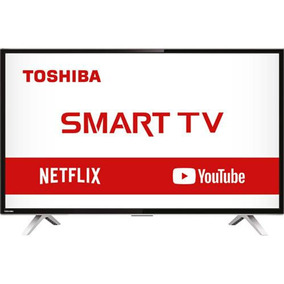 Smart Tv Led 32 Polegadas Semp Toshiba Tcl 32l2800 Hd Com Co