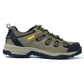 Zapatillas Escalada Hombre Trekking Nexxt Daviu Impermeable
