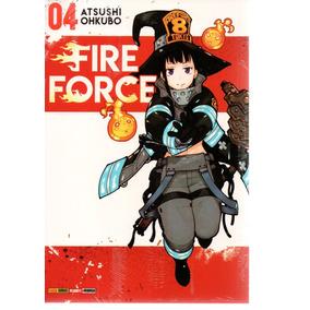 Fire Force 04 - Panini 4 - Bonellihq Cx255 B19