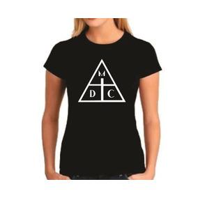 Camiseta Baby Look Damassaclan Dmc Feminina Rap Brinde 5e3d1907465