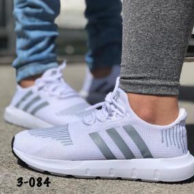 777dba43bea90 Tenis Zapatos Deportivos adidas Unisex De Dama Y Caballero