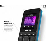 Celular Blu Bold Like Us Z3 Music Gsm Quad Band 1.3