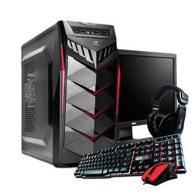Pc Gamer Imperiums A4 6300, Teclado , Mouse E Headset Gamer