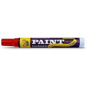 Marcadores De Tinta Clawz - Vermelho