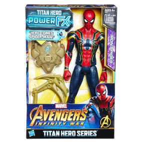 Hasbro Marvel Avengers: Infinity War - Titan Hero Power Fx