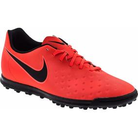 Taquetes Nike Altos Magista Sonora - Tacos y Tenis Nike Naranja de ... 3b708a30c28e6