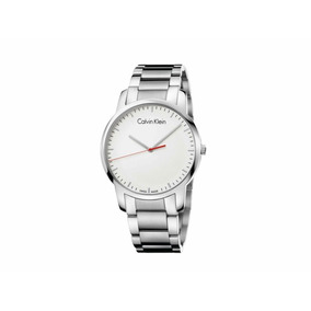 Reloj Hombre Calvin Klein Acero Inoxidable Envio Gratis