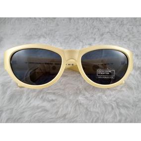 Óculos Benetton Acrílico Transparente Modelo Raríssimo - Óculos no ... f26650a639