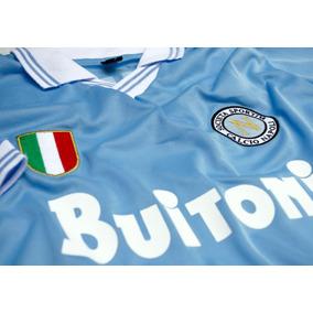 Camiseta Napoli Retro 1986 - Diego Armando Maradona