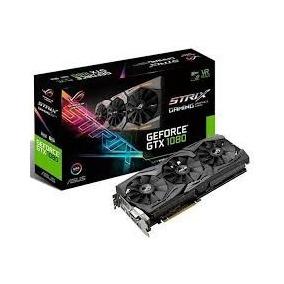 Placa De Vídeo Asus Geforce Gtx1080 A8g Gaming De 8gb Gddr5x