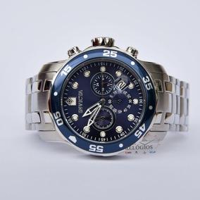 Relógio Invicta0070 21921 Prata Original Black Friday