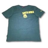 Camiseta Puma África Do Sul Verde Musgo Rugby Original Tam P