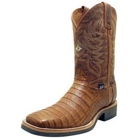 8ffcb87923 Botas Vaqueras Para Hombre Marca Justin Boots Color Cogñac