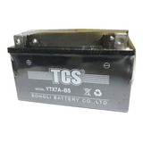 Batería Para Moto Scooter Ytx7a-bs 12 Volts 6 Amp Tcs