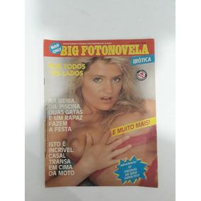Revista Big Fotonovela Nº12 Antiga Para Colecionadores!!!