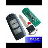 Llave Inteligente 433 Mhz Para Mazda Cx-3 Cx-5