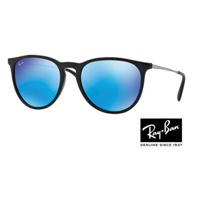 a4fbb71cdeba3 Rayban C Fundo Azul Original Ray Ban Round - Óculos no Mercado Livre ...