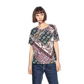 Remera Zara Talle S Original Importada