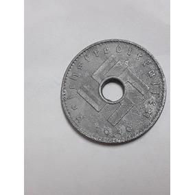 Alemanha Nazista 10 Pfennig 1940 Reichskreditkassen.