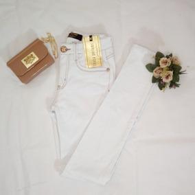 Calça Lança Perfume Jeans Claro Skinny Promoção + Brinde!!!