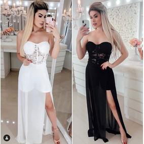 1040adcc4 Macacão para Feminino Branco em Uberaba no Mercado Livre Brasil