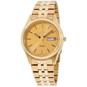 f24d075eb0c Relogios Dourado - Relógio Seiko Masculino no Mercado Livre Brasil