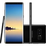 Samsung Galaxy Note 8 N950 128gb 6gb Ram 12mp Tela 6.3 Preto