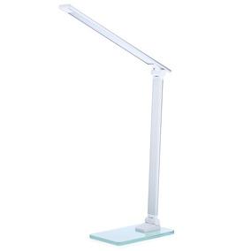 Lámpara Led De Escritorio M06 Flexible, Portátil P/oficina