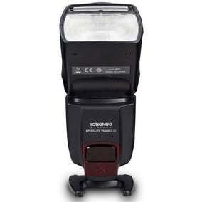 Flash Yongnuo Yn565ex Ill Speedlite Canon+difusor Brinde