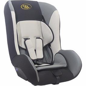 Cadeira Cadeirinha Auto Poltrona Carro Bebe 0 A 25 Kg Cinza
