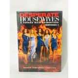Box Desperate Housewives 4 Temporada Completa Novo/lacrado