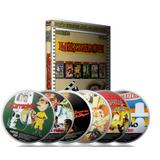 Filmes Mazzaropi Coleção Completa 34 Dvds C Caixa E Capa!