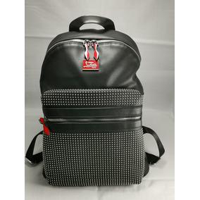 Mochila Lv Backpack Gucci Con Estoperoles Modelo Christian L