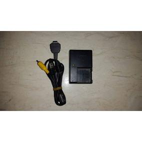 Cargador Y Cable Para Camara Sony