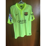 Camiseta Fc Barcelona 2014-2015 Tercera Equipacion 30655206031