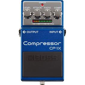 Pedal Boss Cp1x Compressor Cp 1x