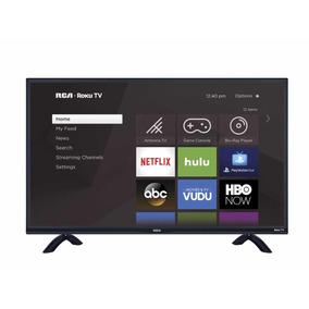 Lcd Led Smat Tv 55 Rca Roku 4k Ultra Hd