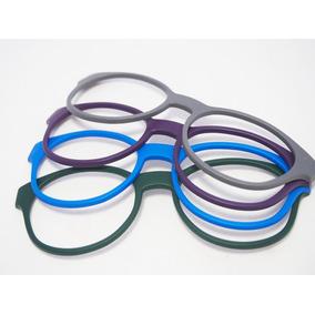 Armação De Óculos Bertone Troca Hastes Coloridas Armacoes - Óculos ... 9aa92b01de